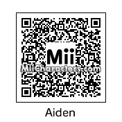 QR Code for Aiden Pearce by X325