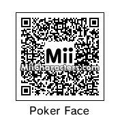 QR Code for Poker Face by X325