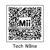 QR Code for Tech N9ne by JBass93