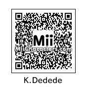 QR Code for King Dedede by Discord