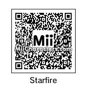 QR Code for Starfire by Chase2183