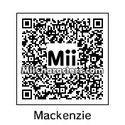 QR Code for Mackenzie Crook by celery