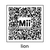 QR Code for Lion by Chase2183