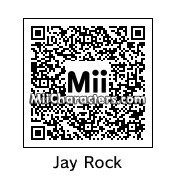 QR Code for Jay Rock by JBass93