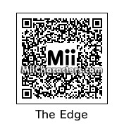 QR Code for The Edge by Heiliger