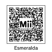 QR Code for Esmeralda by AgurkLilly