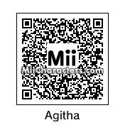 QR Code for Agitha by CancerTurtle