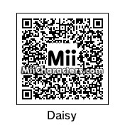 QR Code for Princess Daisy by CancerTurtle