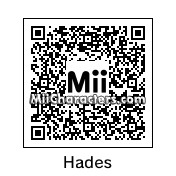 QR Code for Hades by CancerTurtle