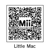 QR Code for Little Mac by CancerTurtle