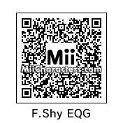 QR Code for Fluttershy by Awesamlyepicma