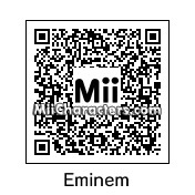 QR Code for Eminem by Junkey