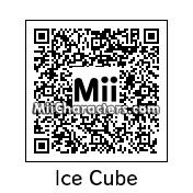 QR Code for Ice Cube by J1N2G