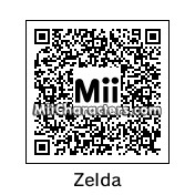 QR Code for Princess Zelda by CancerTurtle