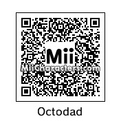 QR Code for Octodad by CancerTurtle