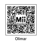 QR Code for Captain Olimar by CancerTurtle
