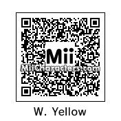 QR Code for Wonder-Yellow by Hibbity