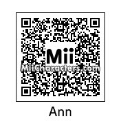 QR Code for Ann Perkins by Mordecai