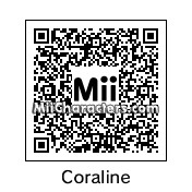 QR Code for Coraline by EvilVamp