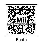 QR Code for Baofu by AlexIDV