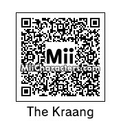 QR Code for The Kraang by Ultra