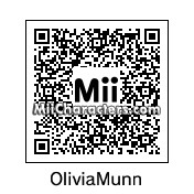 QR Code for Olivia Munn by Giada