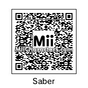 QR Code for Saber by Rane27