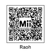 QR Code for Raoh by NixoSatori