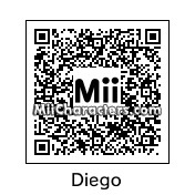 QR Code for Diego Brando by NixoSatori