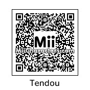 QR Code for Souji Tendou by NixoSatori