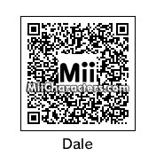 QR Code for Dale Gribble by The152Cat!