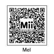 QR Code for Mel by rababob