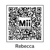 QR Code for Rebecca Chambers by Daburcor