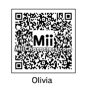 QR Code for Olivia Dunham by Nariko