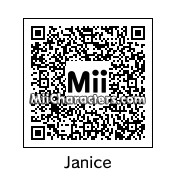 QR Code for Janice by Toughie
