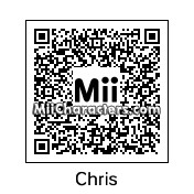 QR Code for Christopher Bowes by Sheri