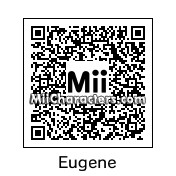 QR Code for Eugene by Pyromaniac