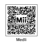 QR Code for Medli by Eddy