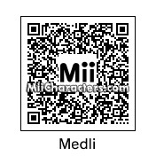 QR Code for Medli by CancerTurtle