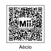 QR Code for Aecio Neves by DanVenturini
