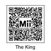 QR Code for The King by heabylobster