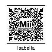 QR Code for Isabella Garcia-Shapiro by Arend
