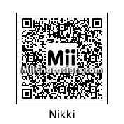 QR Code for Nikki by Arend