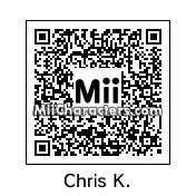 QR Code for Christopher Kimball by Magic Emperor