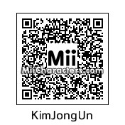 QR Code for Kim Jong-un by theetc