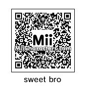 QR Code for Sweet Bro by crisperz