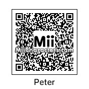 QR Code for Peter Griffin by Creepypasta816