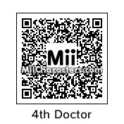 QR Code for The 4th Doctor by SkoomaCat