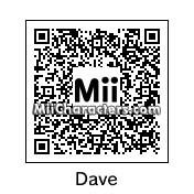 QR Code for Dave Strider by Metafiction