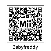 QR Code for Baby Freddy by Chase2183